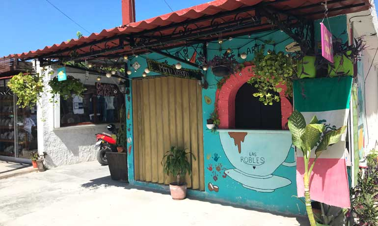 reasons to go to Puerto Morelos quaint little fishing village