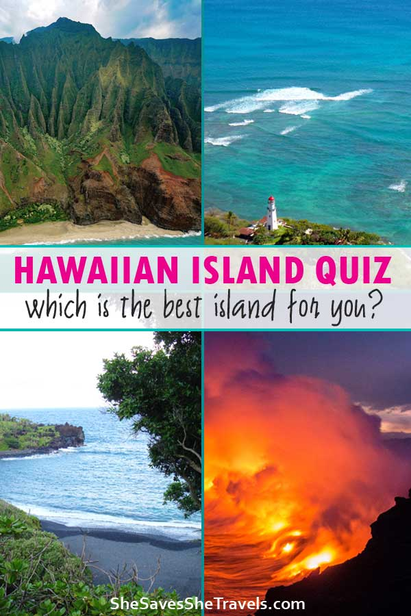 best hawaiian island - take the hawaiian island quiz