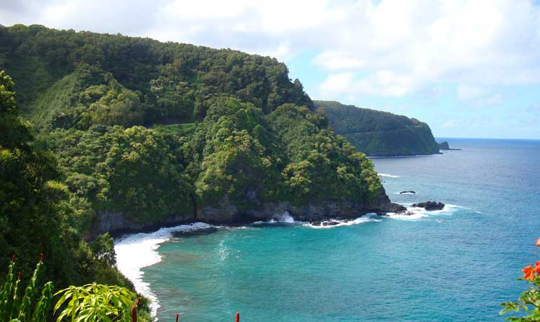 best island in Hawaii Maui road to Hana