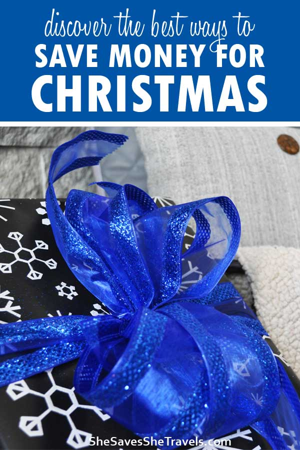 discover the best ways to save money for Christmas
