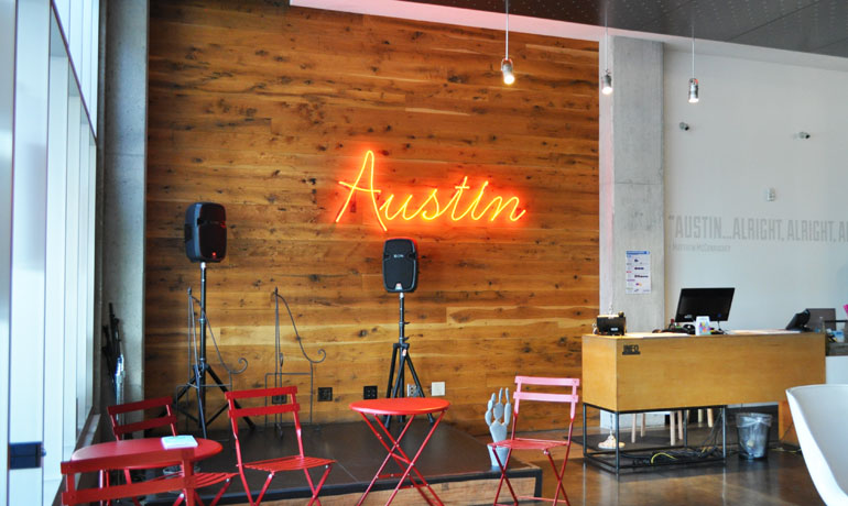 weekend in Austin live music