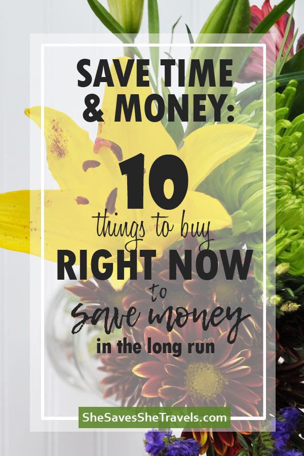 save money in the long run