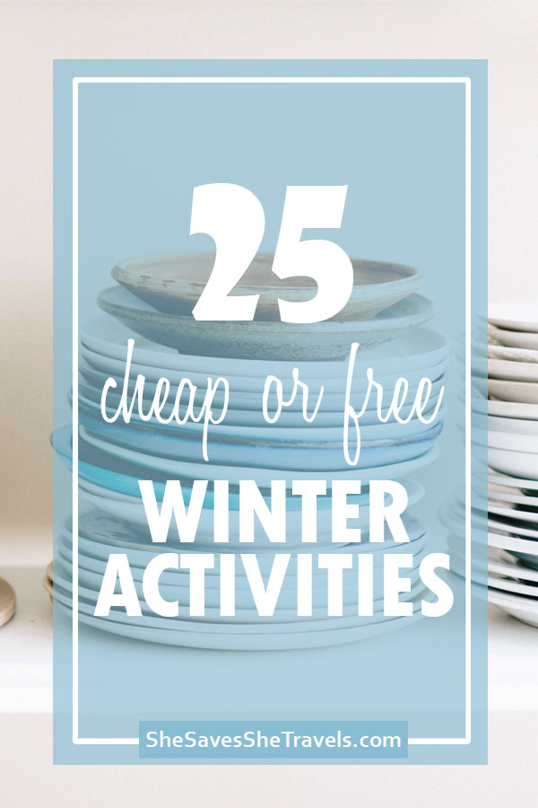 cheap or free winter activities