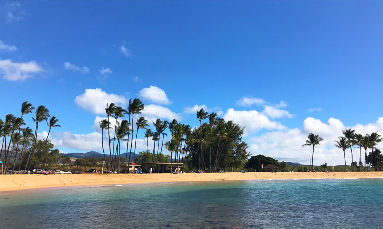 kauai swimming beaches salt pond beach