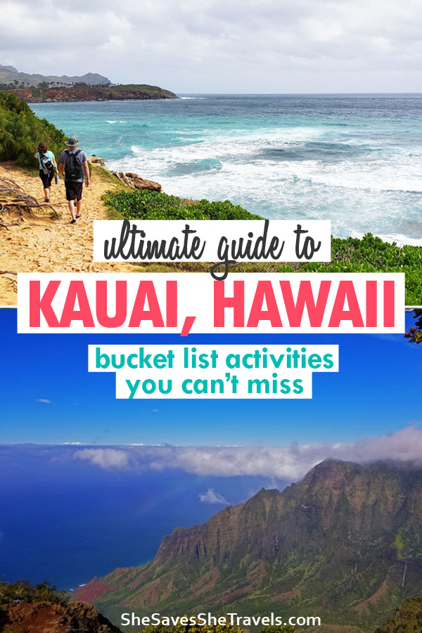 ultimate guide to Kauai Hawaii
