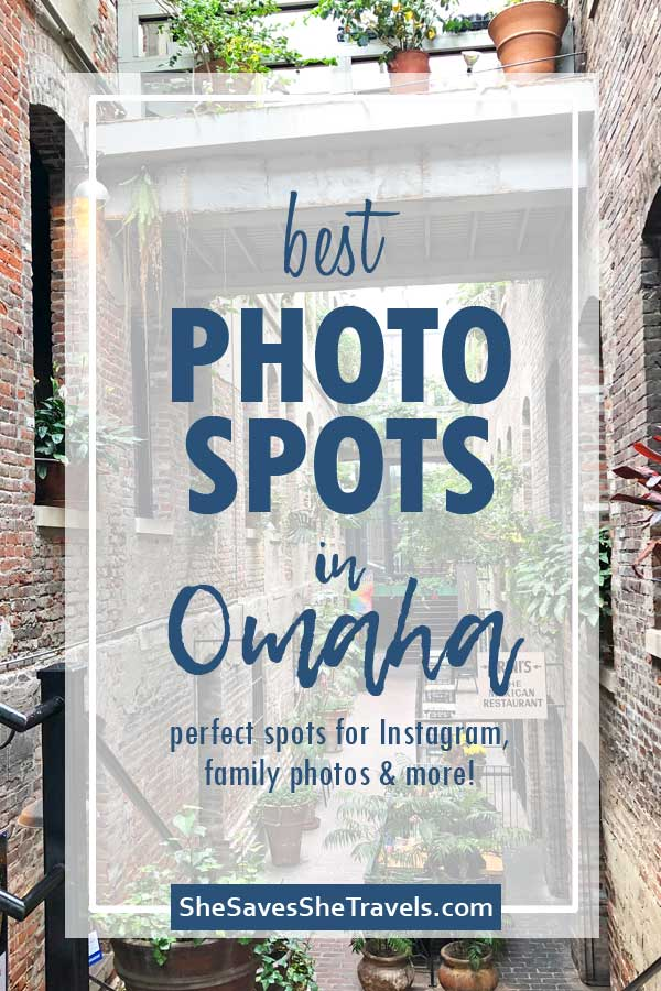 best photo spots in Omaha perfect spots for Instagram, family photos and more