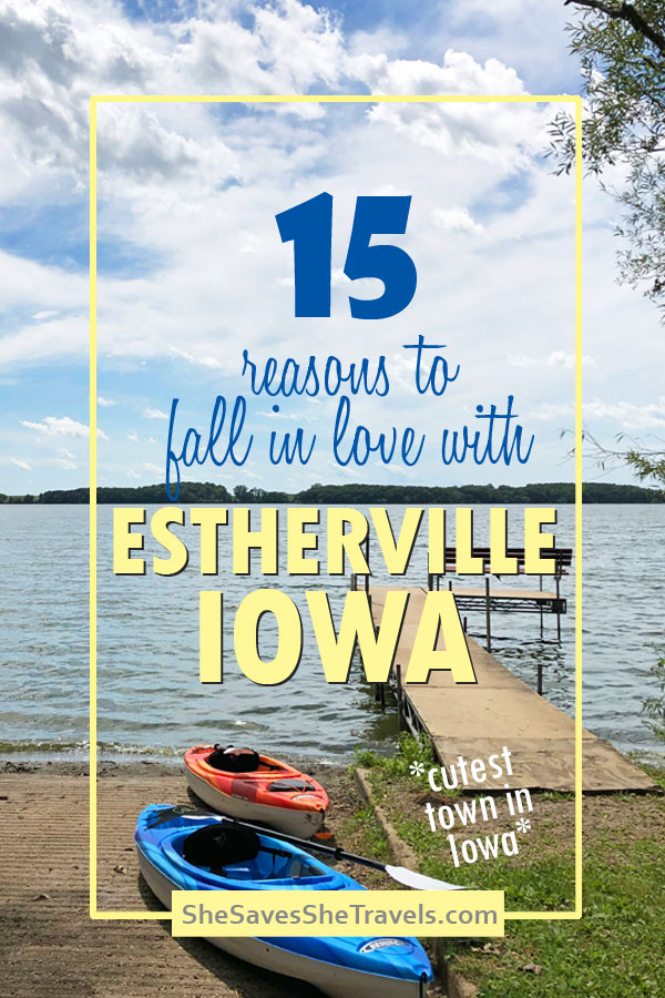 15 reasons to fall in love with Estherville Iowa