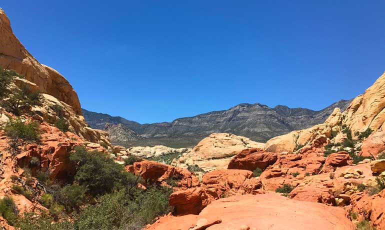 Vacation savings plan for Red Rock National Park