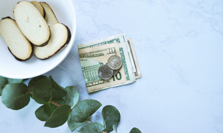 why is budgeting important with cookies and money