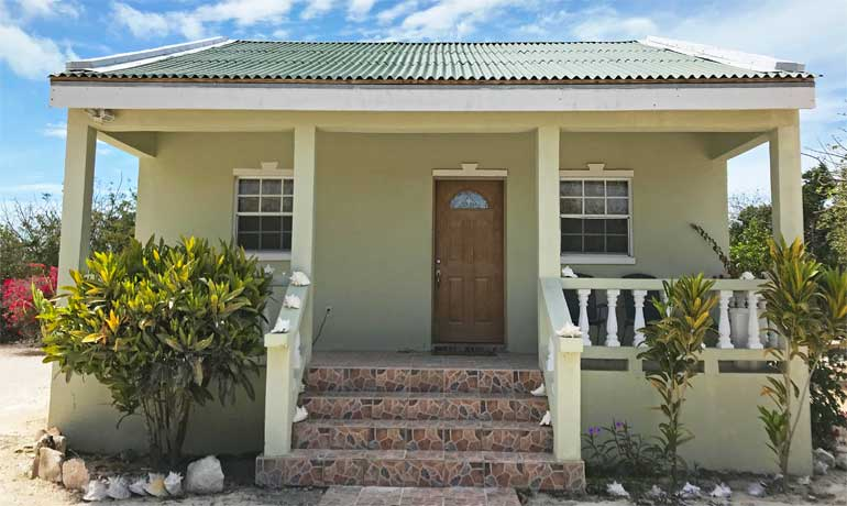 Places to stay in Turks and Caicos picture of a guest house to save money