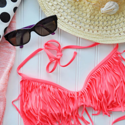 Exactly What to Pack for a Beach Vacation