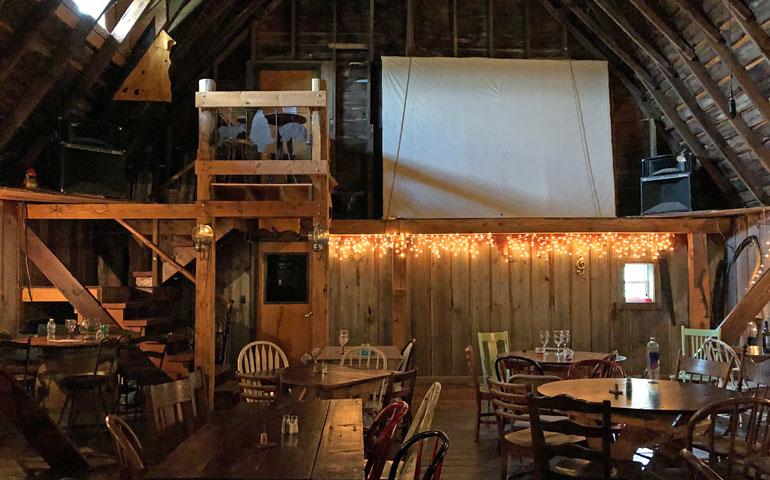 barn rental room northwest Iowa