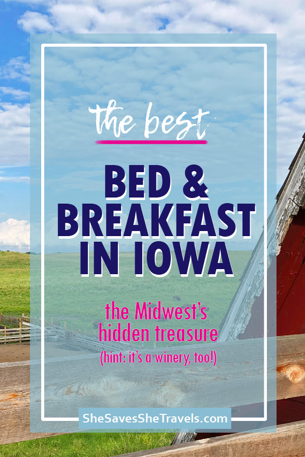 the best bed and breakfast in Iowa - the Midwest's hidden treasure