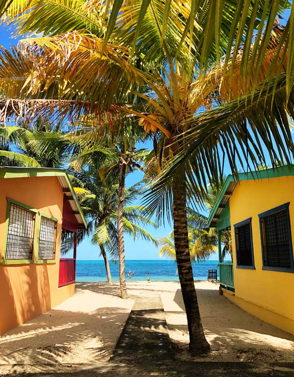 cheapest tropical vacations belize