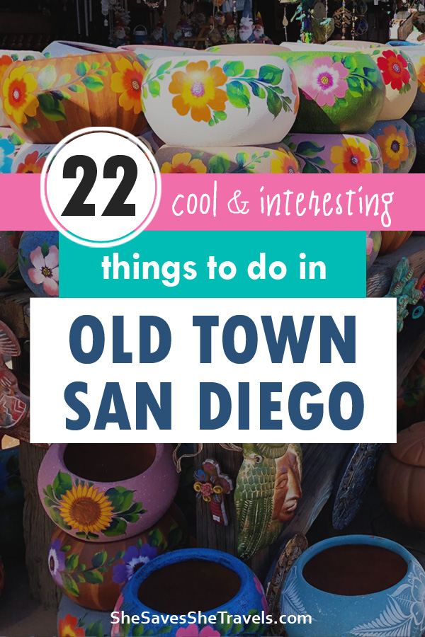 cool and unusual things to do in old town san diego