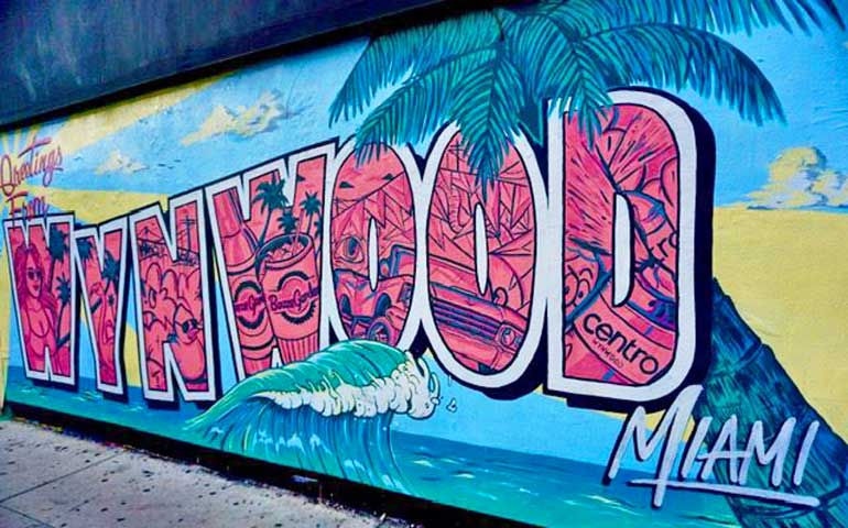 Wynwood mural