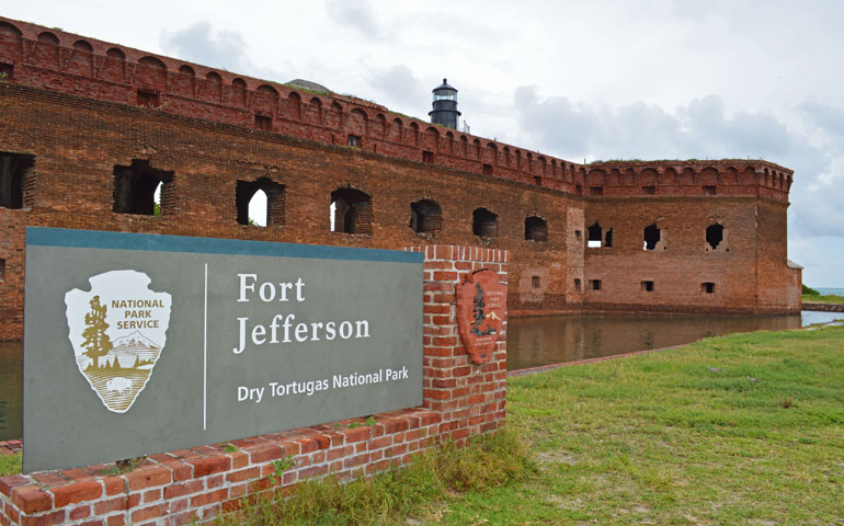 Fort Jefferson day trip from Key West