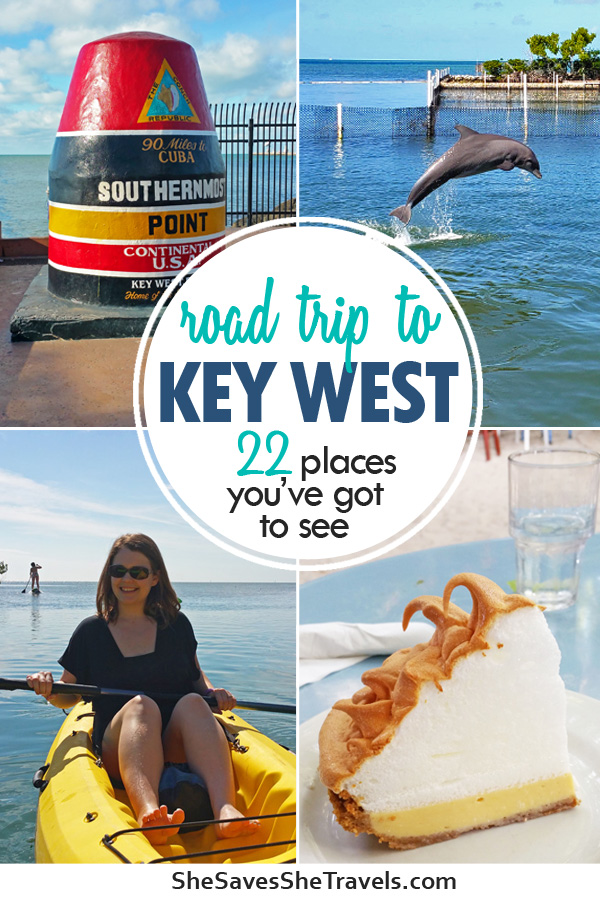 road trip to Key West