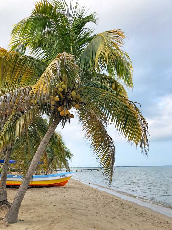 beautiful beaches in Belize - top things to do