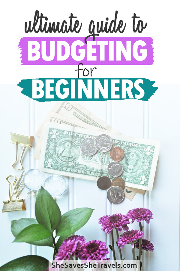ultimate guide to budgeting for beginners