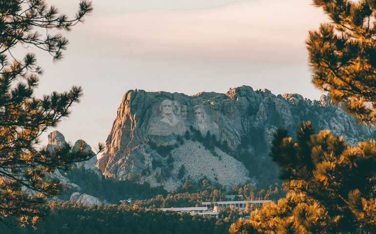 Roadtrip to Mount Rushmore