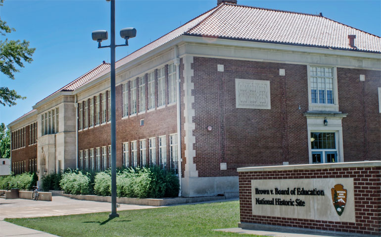 Brown V Board of Education National Historic Site