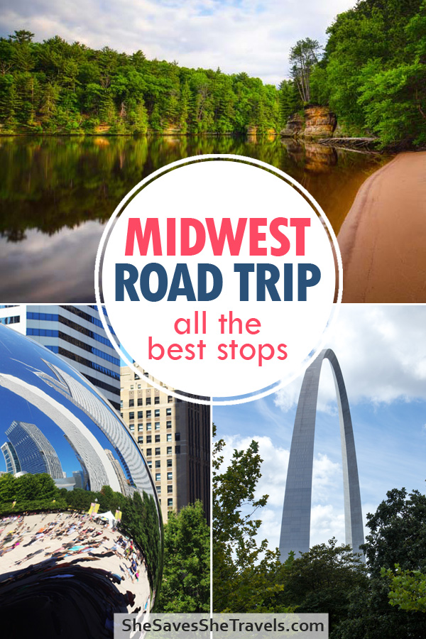 best stops midwest road trip