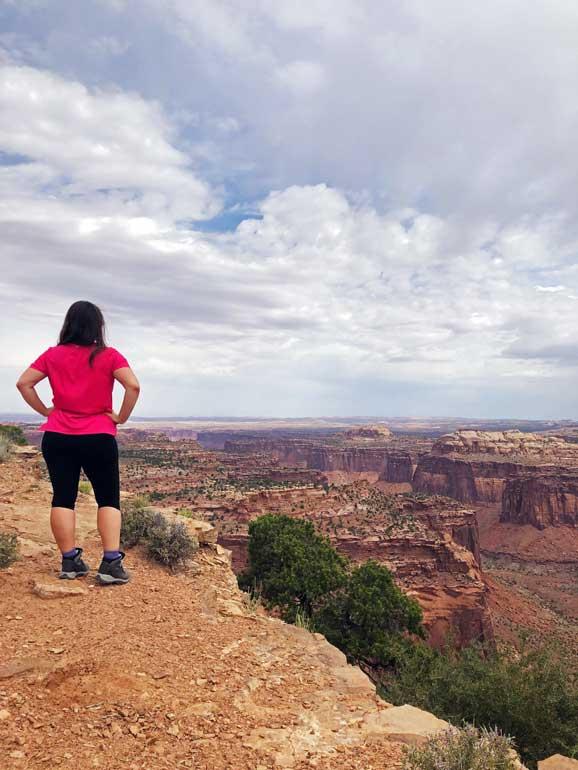 aztec butte trail canyonlands