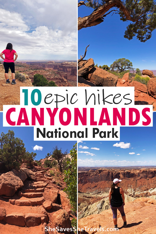 10 epic hikes canyonlands national park