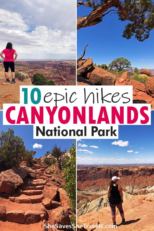 10 epic hikes canyonlands national park
