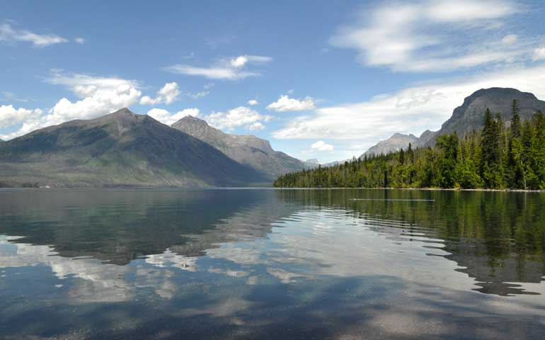 best hiking destination Glacier National Park