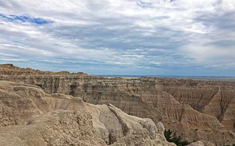 pinnacles overlook badlands national park