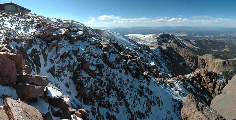 Stuff to do in Colorado Pikes Peak