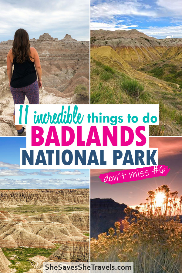 11 incredible things to do badlands national park