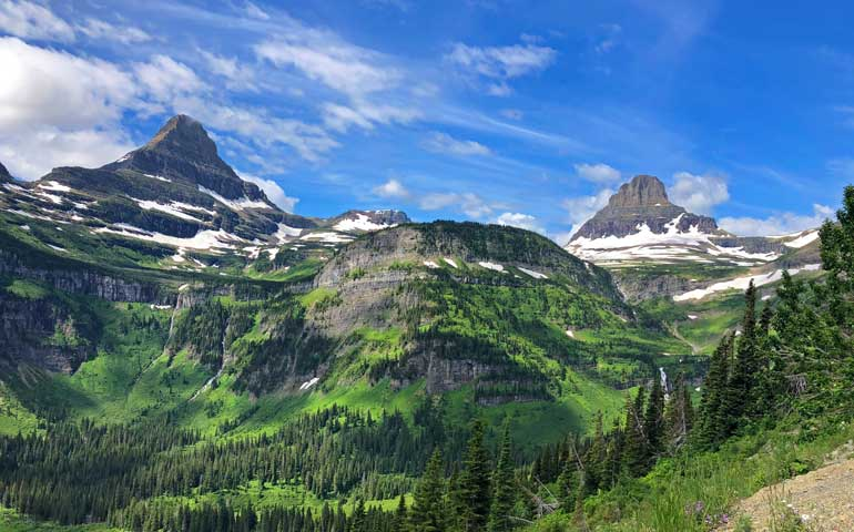 national park pass glacier np