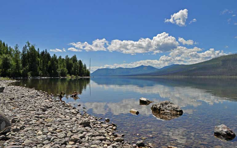 lake mcdonald glacier np