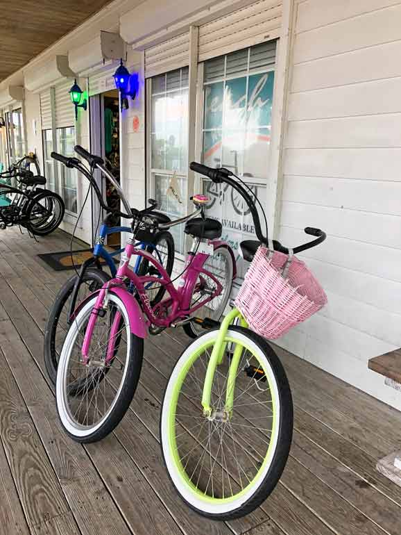 Orange Beach AL bike rentals