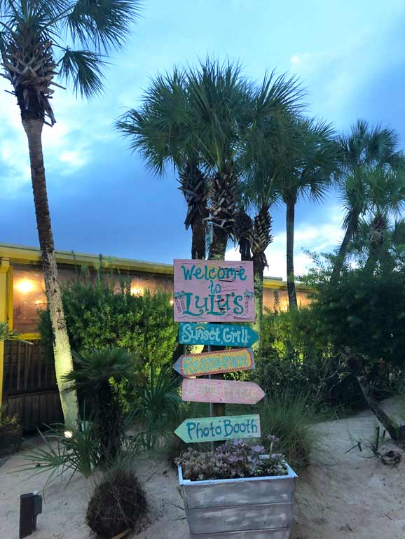 things to do in gulf shores with kids - lulu's gulf shores