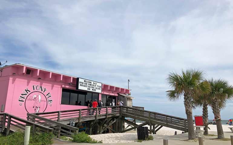 pink pony pub gulf shores al
