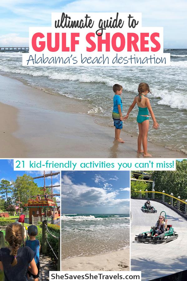 ultimate guide to gulf shores, alabama's beach destination
