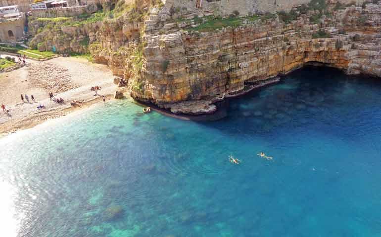 apulia italy cheapest beach destinations