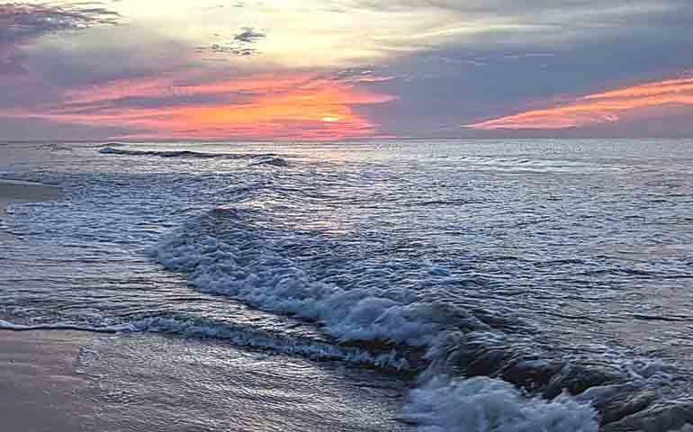 Chincoteague beach Virginia