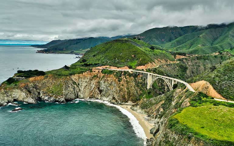 monterey california cheapest beach vacations usa
