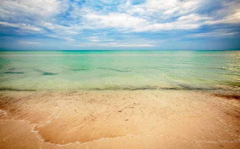 el cuyo mexico beach affordable tropical vacation