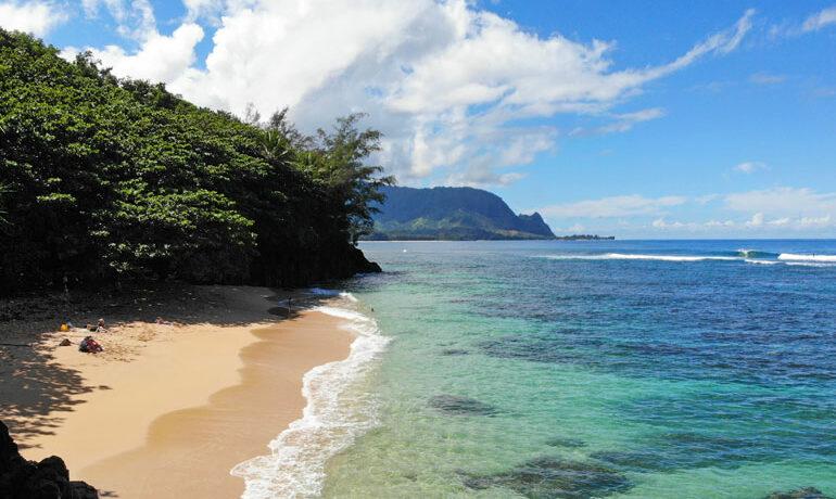 kauai hawaii beaches