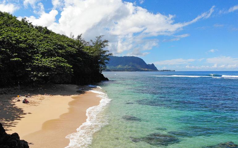 hideaway beach kauai