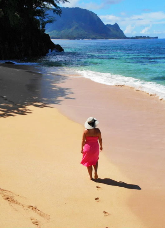 best beaches for snorkeling kauai