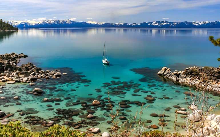cheapest beautiful beach vacations usa lake tahoe