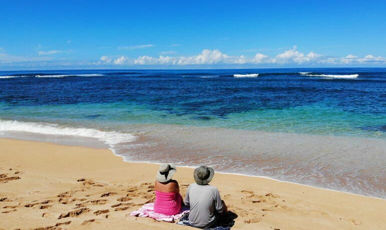 best snorkeling beaches kauai
