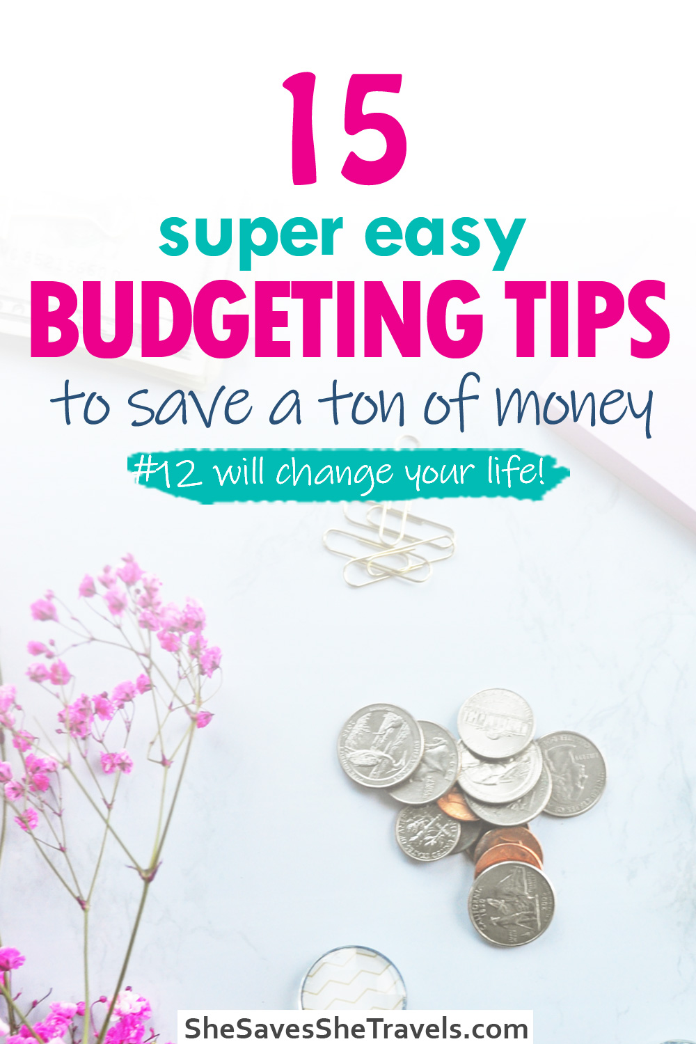 easy budgeting strategies to save a ton of money